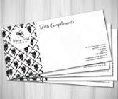 well designed with compliments slips - Google Search