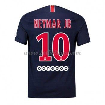 7bacfe6480b Fotbollströjor Paris Saint Germain PSG 2018-19 Neymar Jr 10 Hemmatröja