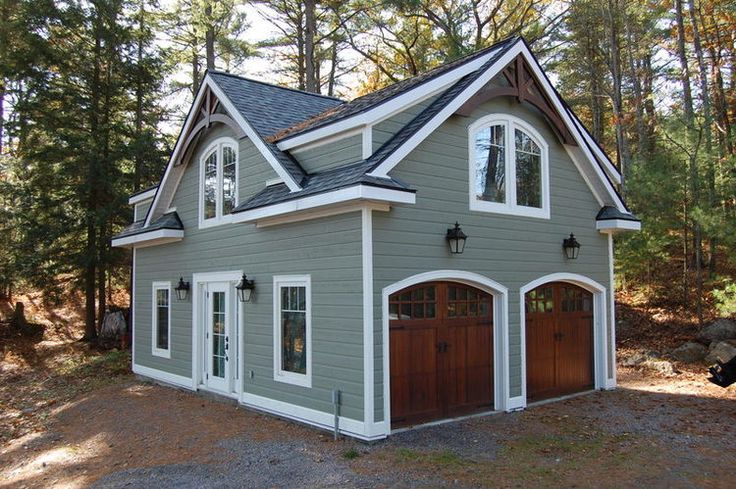 Stunning Garages With Lofts 20 Photos - House Plans | 60663