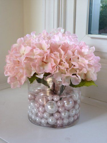 use several of these down the center of a table - like the pearls