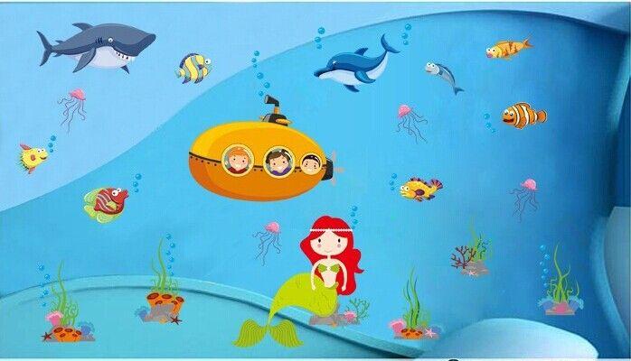 Mořský svět