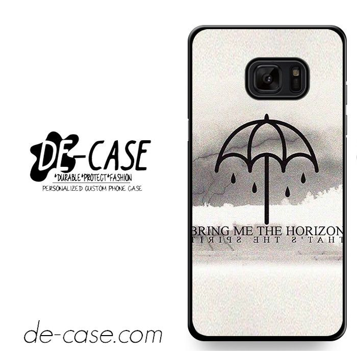Bring Me The Horizon That's The Spirit DEAL-2113 Samsung Phonecase Cover For Samsung Galaxy Note 7