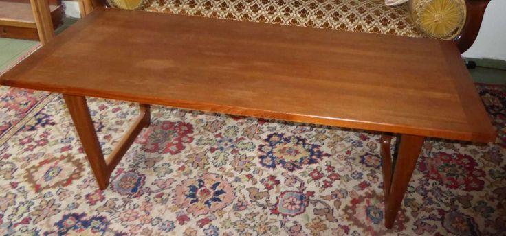 FINN – Teak sofabord fra Gannsfjord Møbelfabrik AS