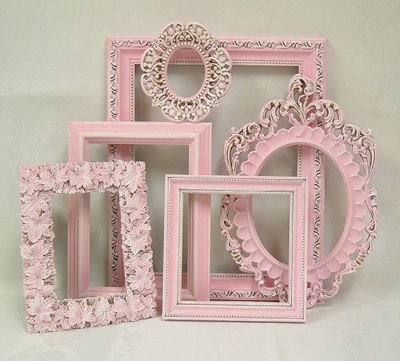 Best 25 shabby chic picture frames ideas on pinterest - Cuadros shabby chic ...