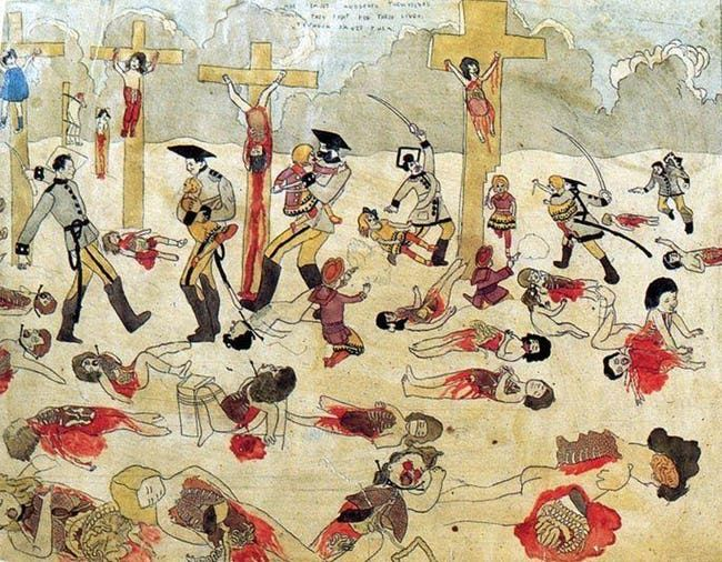 Some Believe That He Murdered ... is listed (or ranked) 2 on the list Henry Darger: Reclusive Genius, Outsider Artist, And Possible Child Murderer