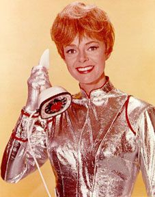June Lockhart (Lassie, Lost in Space)
