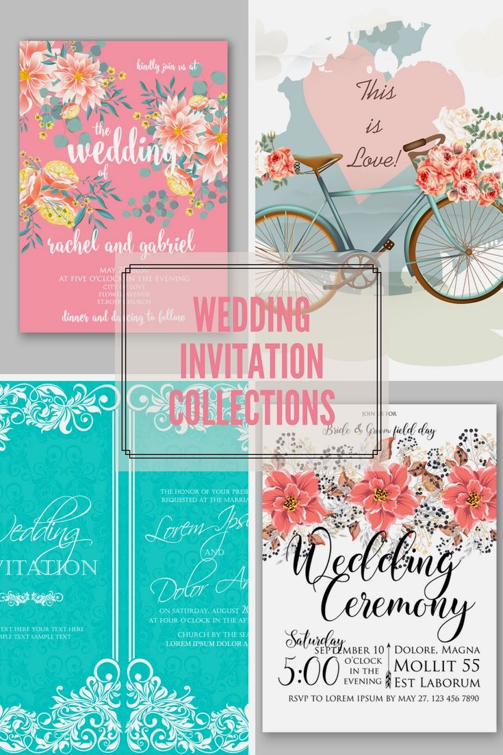 Excellent Wedding Invitations Format Online For Your Own