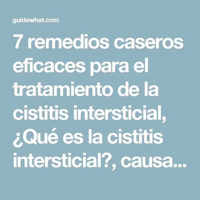 7 remedios caseros eficaces para el tratamiento de la cistitis intersticial, ¿Qué es la cistitis intersticial?, causa de cistitis intersticial:<br />, los síntomas de la cistitis intersticial:, bicarbonato De Sosa:, probióticos: