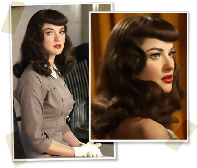 Yet another one of Aya's awesome hair tutorials. I've always wanted Bettie Page bangs, and this tutorial shows me the tricks of the trade so I can do them myself!
