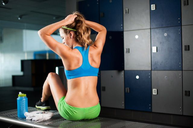 7 Quick Fixes For Post Workout Makeup and Hair