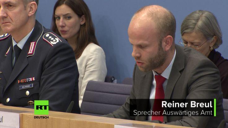 RT Deutsch fragte bei bei der Bundespressekonferenz nach den sichtlich erhöhten deutschen Rüstungsexporten, insbesondere auch im Bereich von Patrouillenbooten gen Saudi-Arabien. Im Jemen droht derzeit wegen der saudischen See-Blockade eine humanitäre Katastrophe.