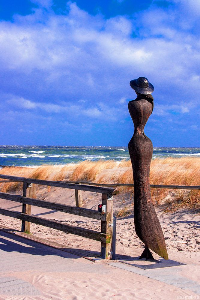 Urban Graphics: Zingst on the Baltic Sea (more)
