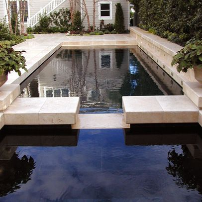 Walk In Pool Design Ideas Pictures Remodel And Decor