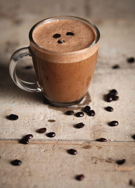 Smoothie au café chocolaté - Le smoothie parfait pour chéri JC
