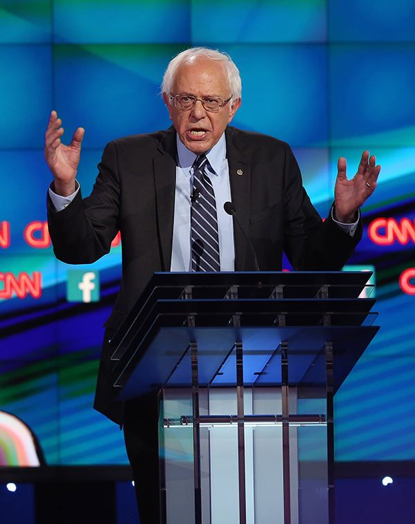 Bernie Sanders: US Is An 'Embarrassment' For Not Providing Paid PregnancyLeave