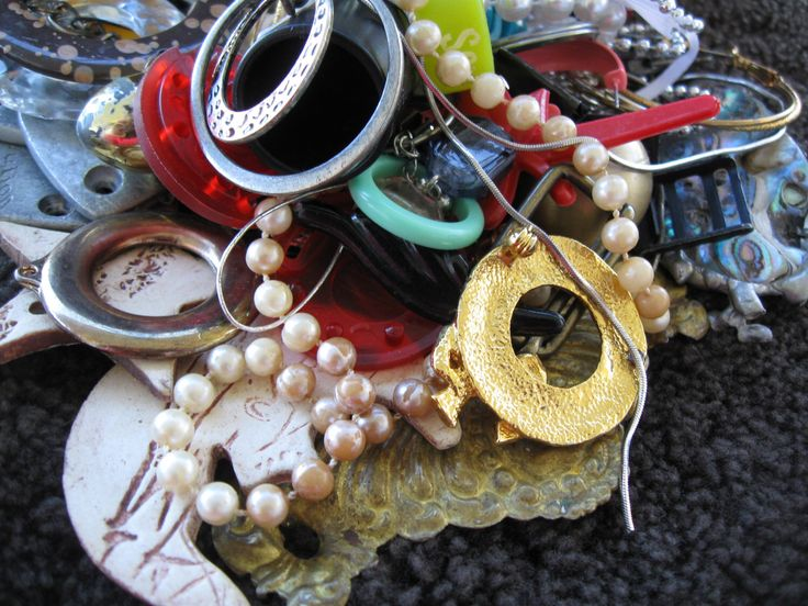 Junk Treasures Junk Drawer mixed media upcycled steampunk Lots of pieces for crafting free shipping in u s a by TheJunkWoman on Etsy https://www.etsy.com/listing/478225632/junk-treasures-junk-drawer-mixed-media