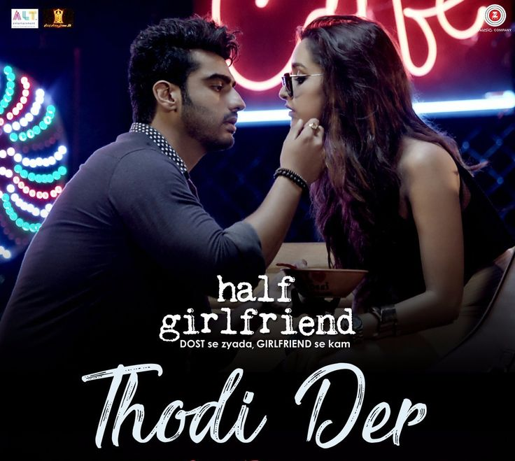 Thodi Der Official Video Song - Half Girlfriend | Arjun Kapoor, Shraddha Kapoor | Voice of Farhan Saeed & Shreya Ghoshal | Movie Releasing on 19th May 2017. #ThodiDer #ArjunKapoor #ShraddhaKapoor #FarhanSaeed #ShreyaGhoshal #MohitSuri +BalajiMotionPictures #ZeeMusicCompany