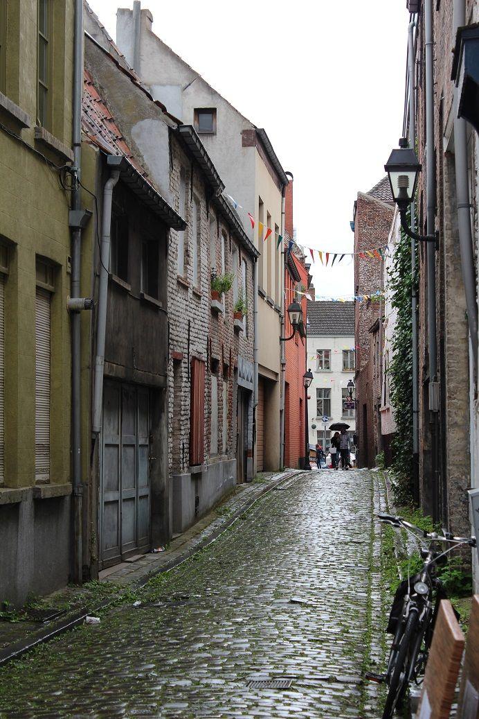 Cada rincón, cada callejuela de Gante parece un cuento..sin duda una ciudad para perderse