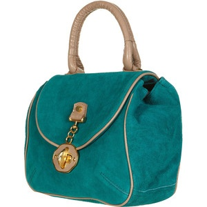 turquoise bag from Topshop... love that store!