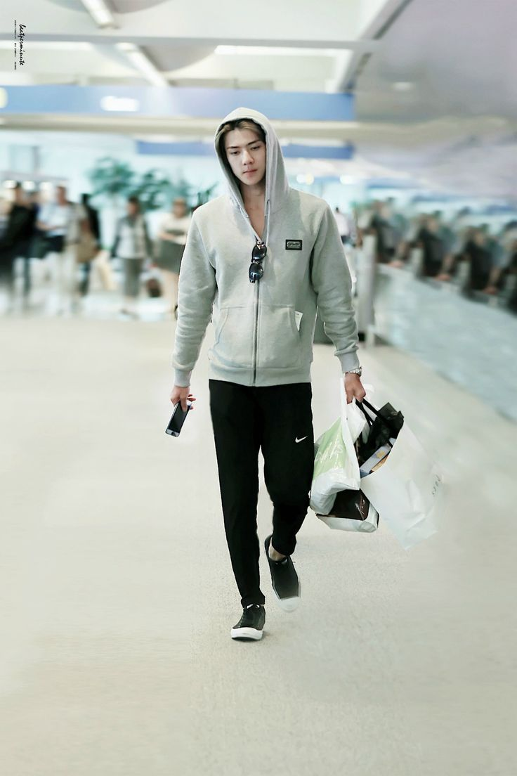 770 Best Images About Exo Airport Fashion On Pinterest Incheon Beijing And Suho
