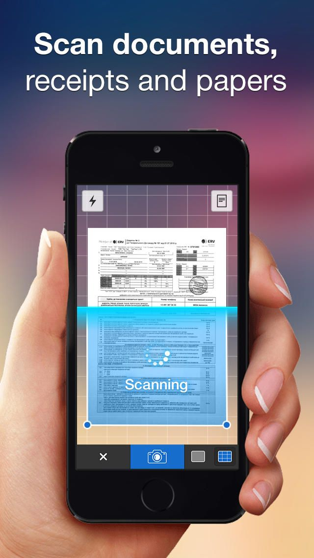 SAVE $3.99: Scanner Pro scan documents into PDF gone Free in the Apple App Store. #iOS #iPhone #iPad  #Mac #Apple