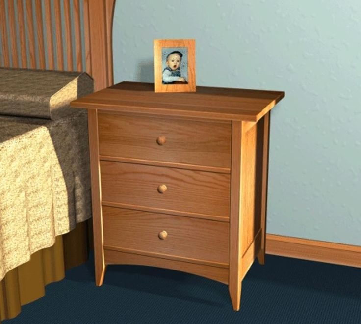 Night Stand Table Designs : Best dresser plans chest of drawers images on