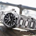 Tag Heuer Aquaracer Lady Watch 2014 Collection
