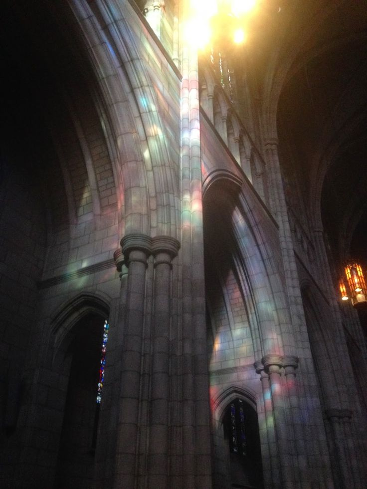 The Episcopal Church at Princeton University Stained Glass & Light  [rr]architecture