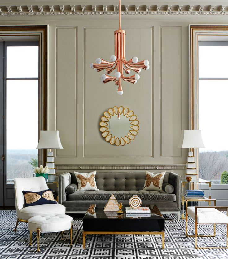 living room track lighting%0A   Fabulous Chandeliers For a Blowing Mind Contemporary Interior Design