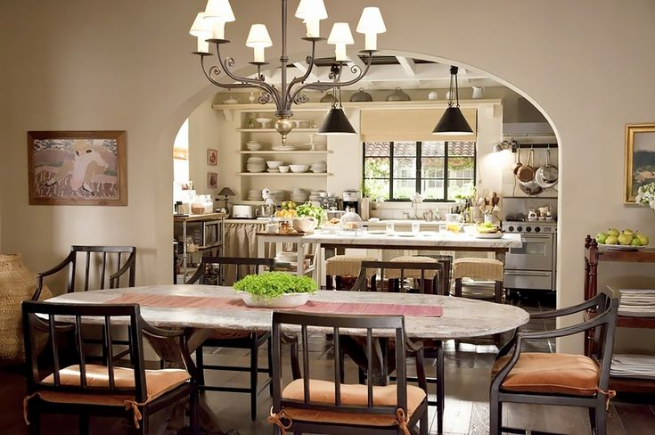 Nancy Meyers's Set Designer Spills Her Design Secrets via @MyDomaine