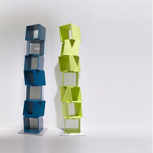 Libreria Rubik – design Carlo Cumini - Emmebidesign
