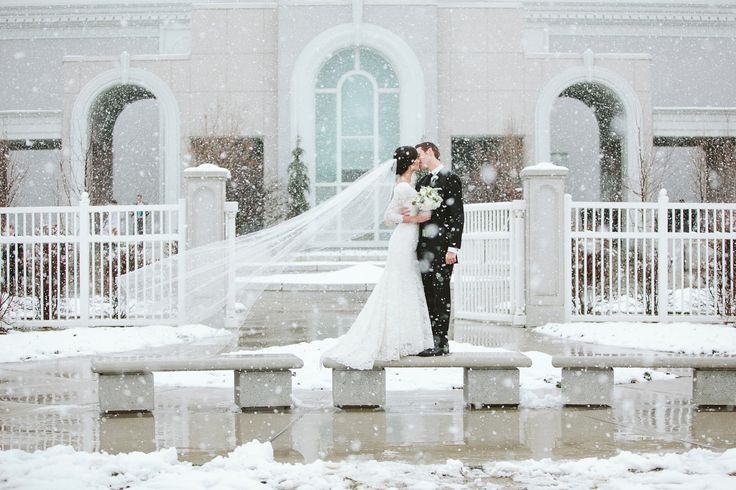 Sterling and Nicole: Temple Pictures