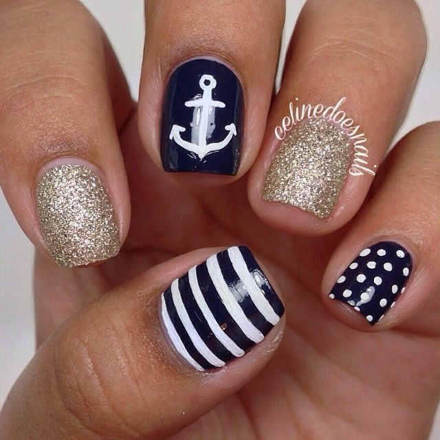 Instagram Ytics Nails Pinterest Nail Art And Anchor