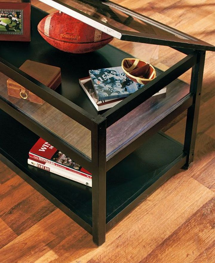 90 Incredible Style Models Of Wood And Glass Coffee Tables Display Coffee Table Shadow Box Coffee Table Coffee Table