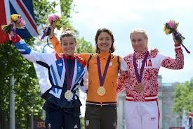 Lizzie Armitstead - Silver for Team GB in the Women's Road Race :-)