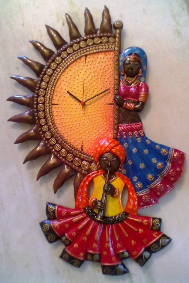22 best images about inspiration on pinterest india for Traditional wall clocks india