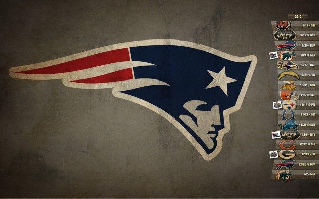 New England Patriots Schedule HD Desktop Wallpaper