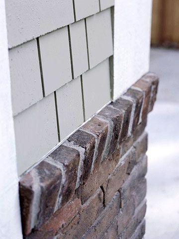 Best 25 Brick Siding Ideas On Pinterest Faux Stone