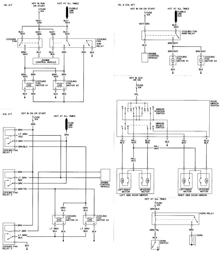 1996 Nissan D21 Wiring Diagram New In 2020