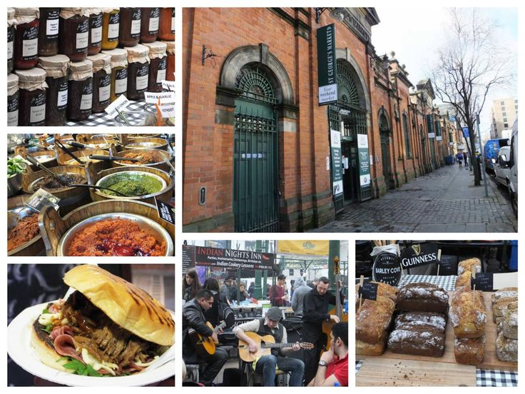 24 Hour Guide to Exploring Belfast - St Georges Market - Pikalily - http://pikalily.com/24-hour-belfast-guide/