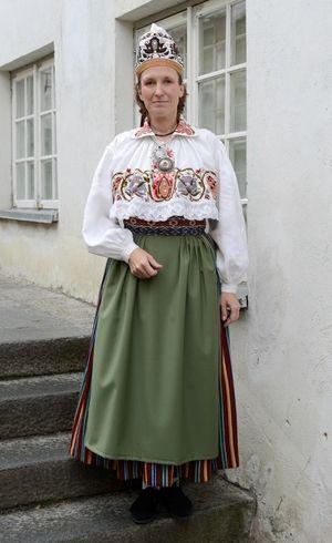 Northen Estonia - Women from Risti Parish