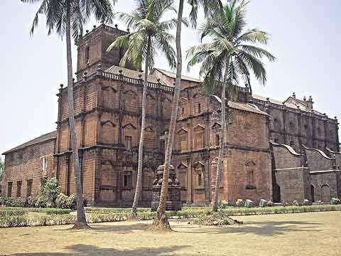 Goa, um dos pontos de passagem de Camões durante a sua atribulada estadia no Oriente