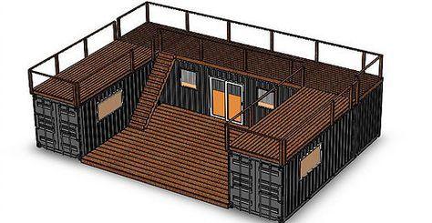 76 besten smart home bilder auf pinterest container h user container und architektur. Black Bedroom Furniture Sets. Home Design Ideas