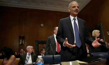 Sen. Richard Shelby to Eric Holder: You've tarnished the DoJ's integrity