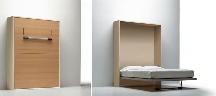 Camas plegables La Literal cama ancha