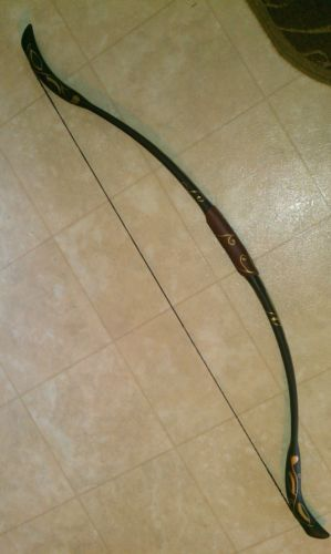 PVC Elven Style Bow 51lbs Draw | eBay Exactly what I need.
