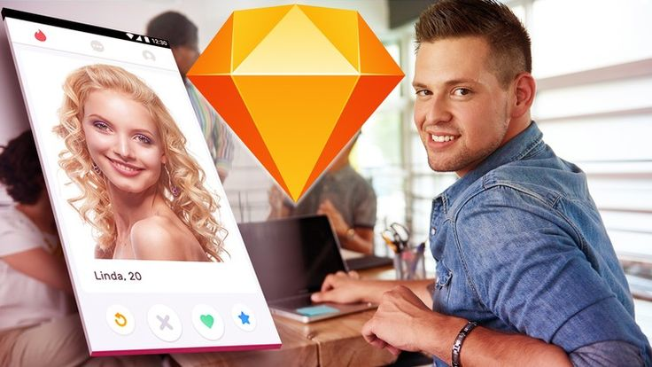 Mobile App Design in Sketch From Scratch: Design Tinder App. Learn Complete Sketch 4 From Scratch, I mean A to Z and Design Tinder app From Scratch. Free Take This …