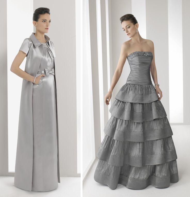 vestidos de madrinas de boda en gris plata vestidos para madrinhas de casamento em cinza