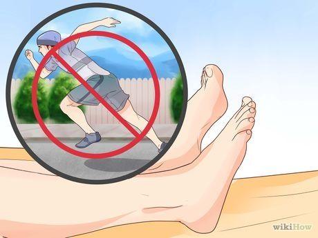 Bildtitel Get Rid of Shin Splints Fast Step 1