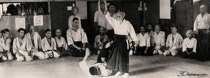 Aikido world